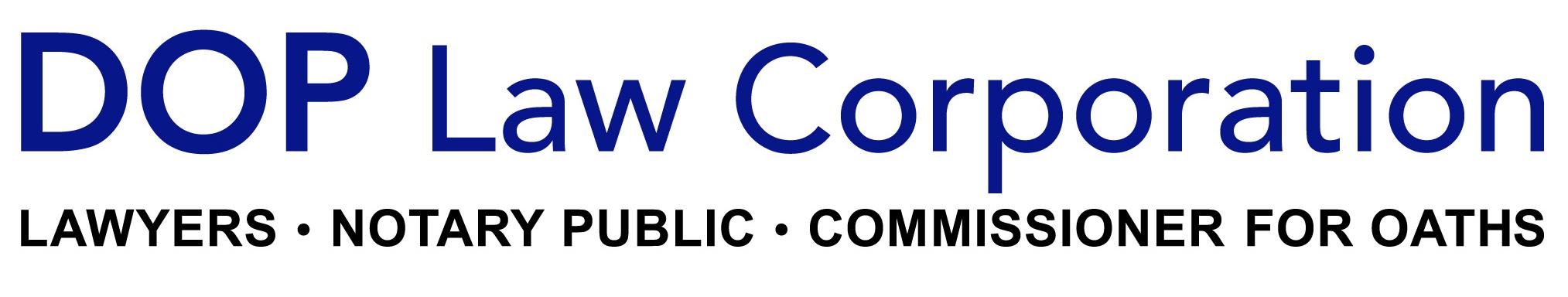DOP LAW CORPORATION